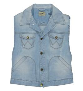 mollie king wrangler waistcoat