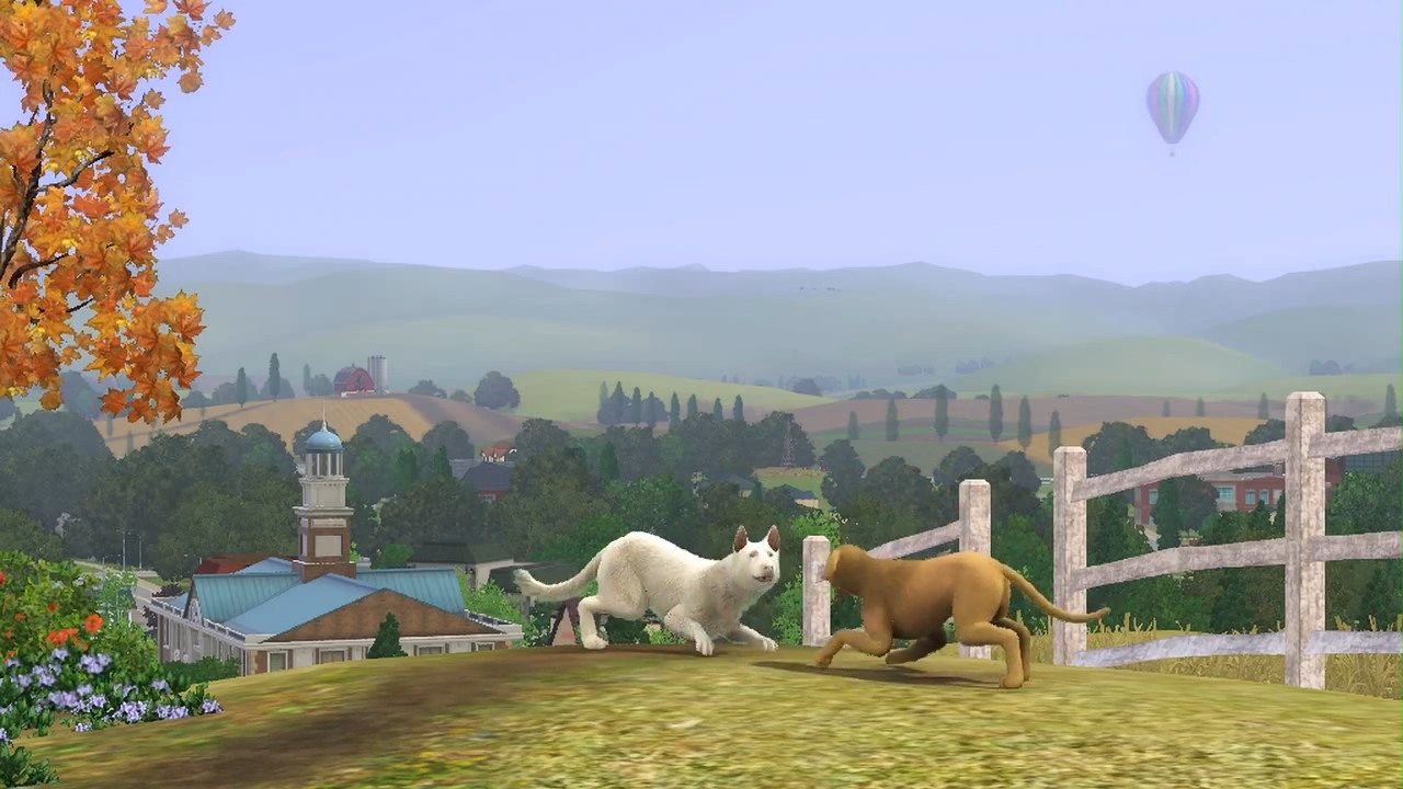 The sims 3 pets trailer 1