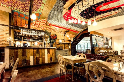 Eat caribbean food with vips in camden live like a vip