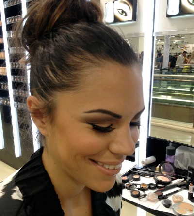 Happy Mac Make-up Artist