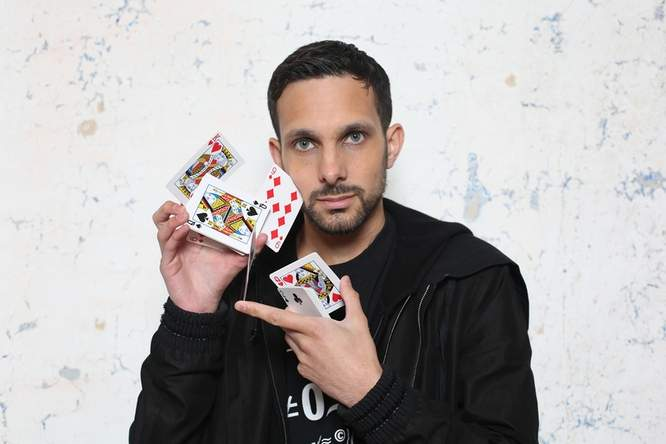 INSIDE the brand new series of Dynamo: Magician Impossible | Live Like ...