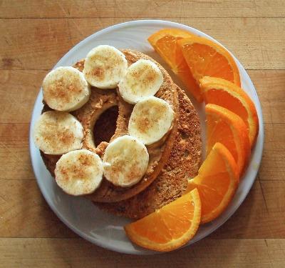 banana-bagel