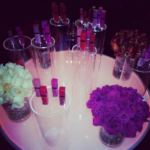 Beautifully Presented Lipsticks!