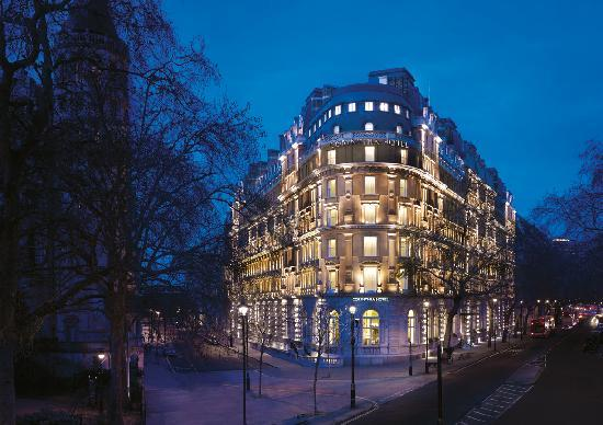 The hotel is located near The Strand, Westminster and The River Thames.