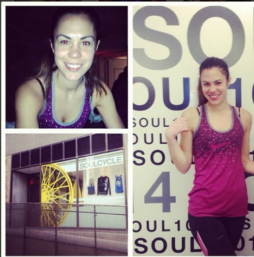 zoe-soulcycle