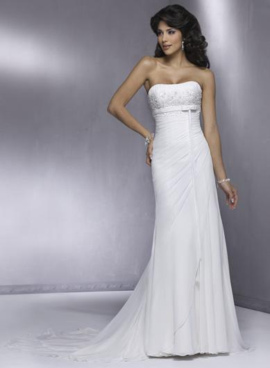 simple-white-dresses-for-wedding-2