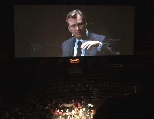 christopher nolan interstellar live
