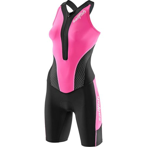 Sailfish-Women's-Comp-Trisuit-Tri-Suits-Pink-SS14-4055083312119