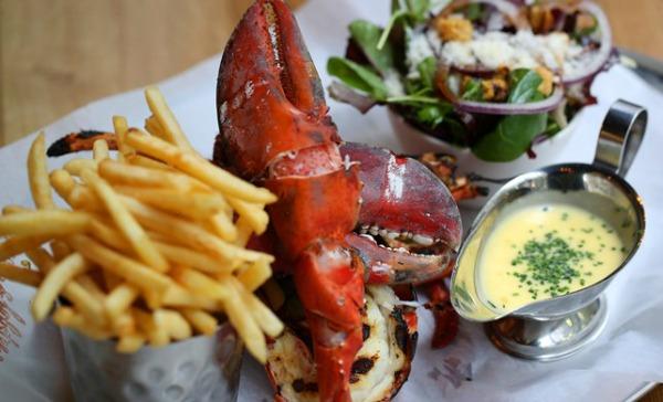 lobster-burger