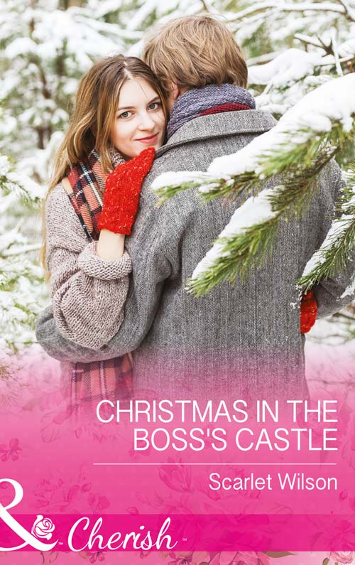 Christmas in the Boss's Castle - Scarlet Wilson - Copy (2)