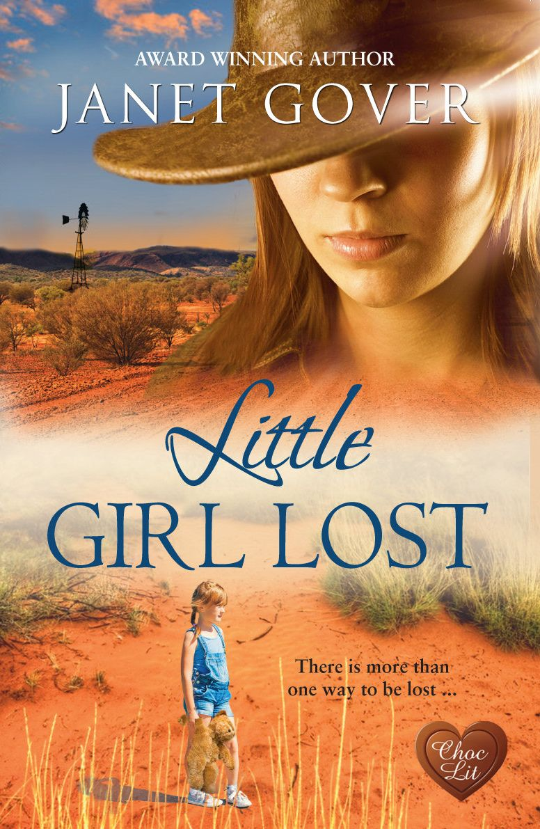 Litte Girl Lost front cover - Copy